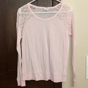 "Pink Victoria Secret ""PINK"" shirt"